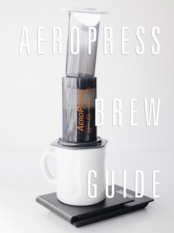 AEROPRESS COFFEE BREWER
