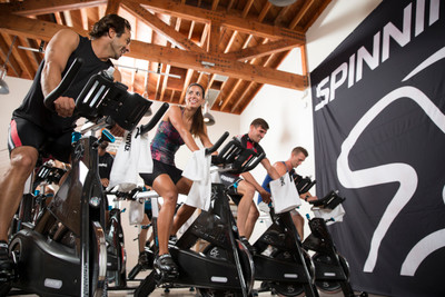 Creating Healthy Competition in Spinning® Classes
