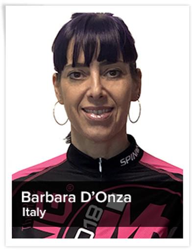 Barbara D'Onza, Spinning® Master Instructor | Italy