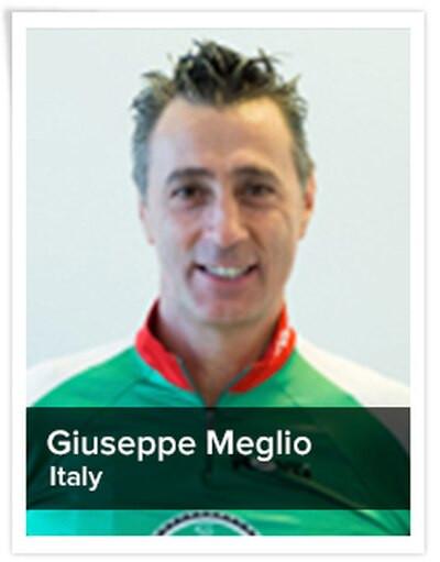 Giuseppe Meglio, Spinning® Master Instructor | Italy