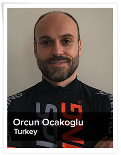 Orcun Ocakoglu, Spinning® Master Instructor | Turkey