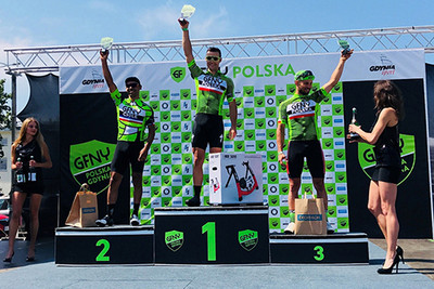 Nestor Does it Again! Spinning® Master Instructor Finishes on the Podium at GFNY Poland
