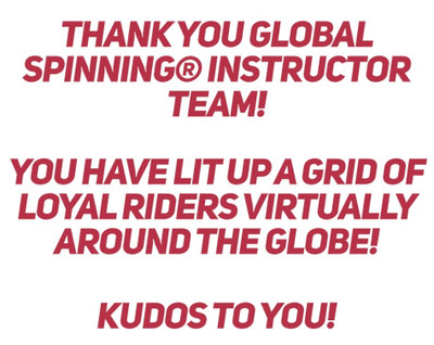 Rise of the Virtual Spinning® Ride