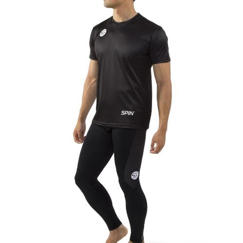 Spin® Pro T-shirt Men's Black