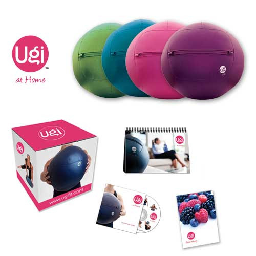 Ugi Fitness at Home Kit