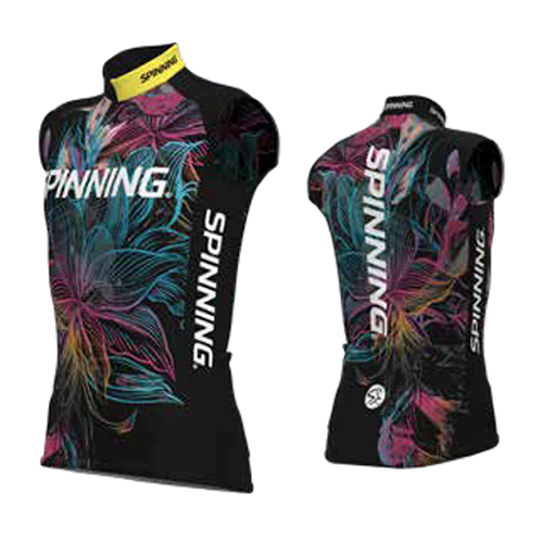 Spinning® Karka Sleeveless Cycling Jersey Womens Fit