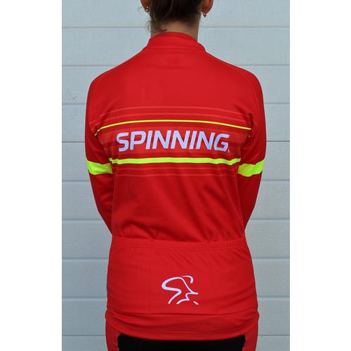 Spinning® Bali Jacket Red