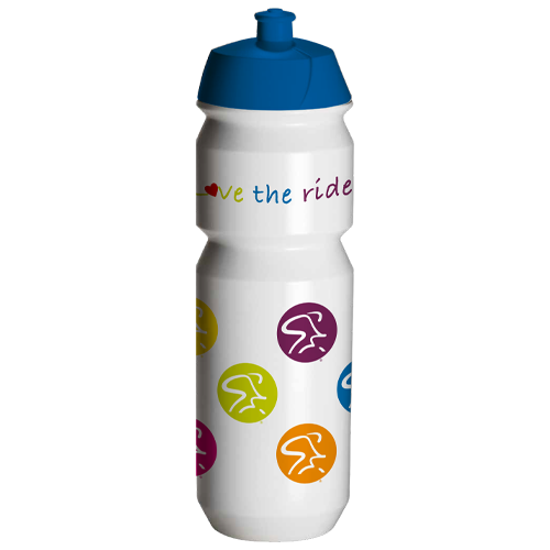 Love the Ride Water Bottle - Limited Edition