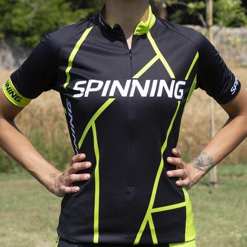 Spinning® Elbrus Unisex Short Sleeve Jersey