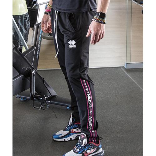Spinning® Unisex Stripe Pants - Black