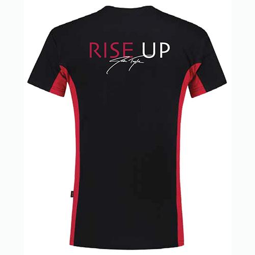 Rise UP Josh Taylor Shirt Unisex
