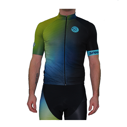 Spinning® Inspire Mens Short Sleeve Jersey