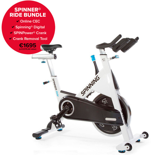 Spinner® Ride Belt Bike POWER Bundle