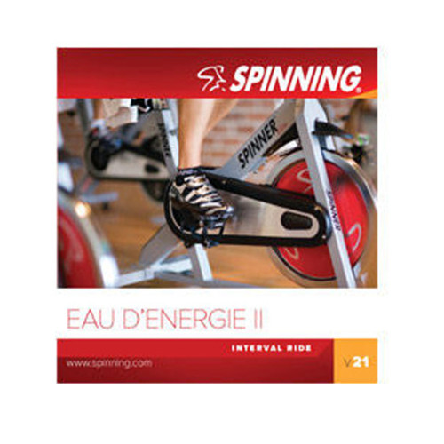 Spinning® CD Volume 21 - Eau D'energie II