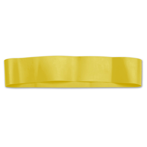 Closed Loop Flat Band - Extra Light Resistance - Yellow