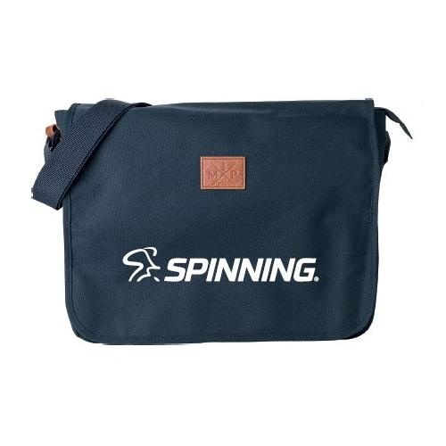 Spinning® Messenger Bag Navy Blue
