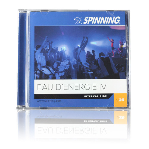 Spinning® CD Volume 26 - Eau D'Energie IV