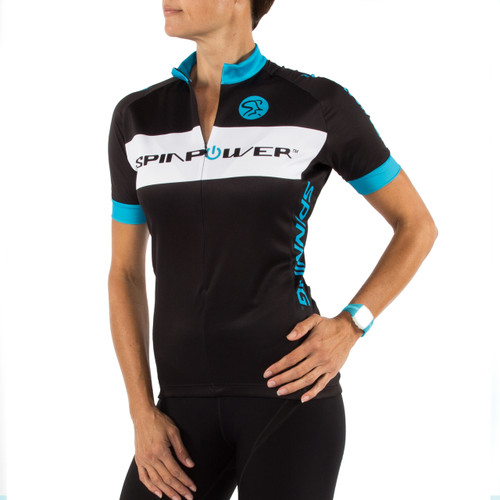 Short-Sleeve SPINPower® Jersey - PRIME LINE
