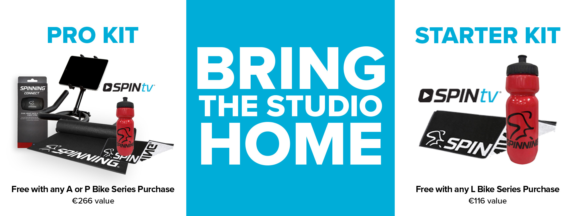 Bring the Studio Home