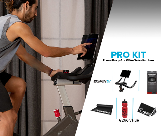 PRO Kit Free with any A or P Bike Series Purchase