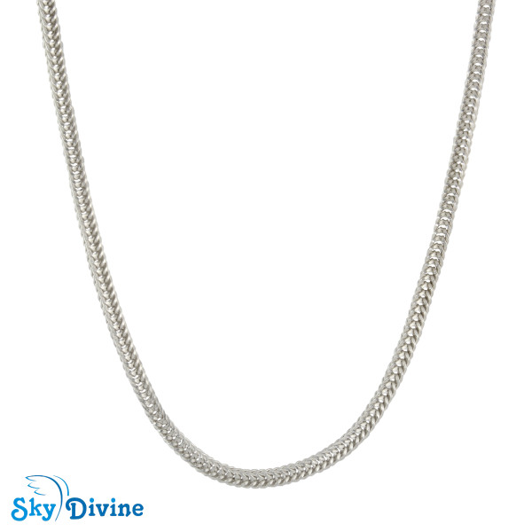 Sterling Genuine Silver Silver chain SDASC01b SkyDivine Jewellery