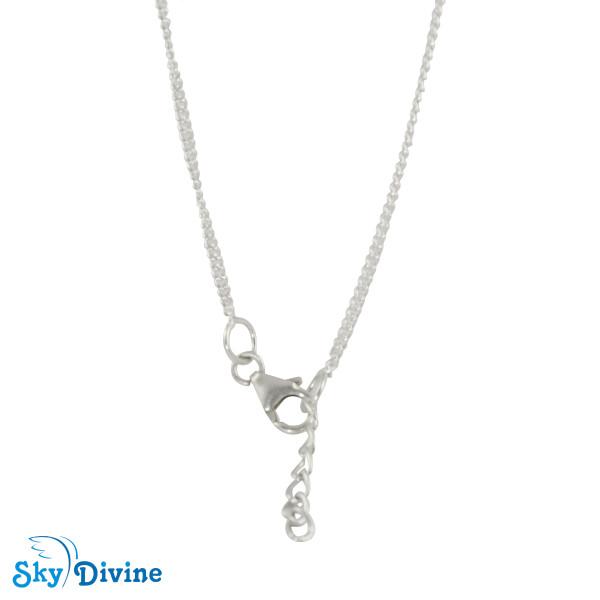 Sterling Silver Smoky Quartz Set SDAST01 SkyDivine Jewelry Image2