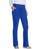 (5206T) Barco One Knit Waistband 5 Pocket Scrub Pant (Tall)