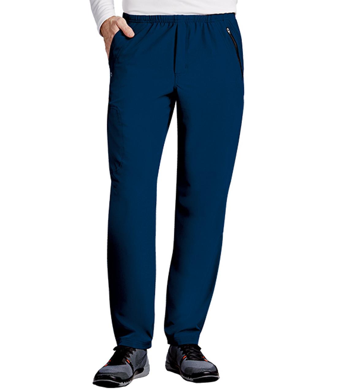 (0217S) Barco One Scrubs - Men's 7-Pocket Cargo Style Scrub Pant (Short)