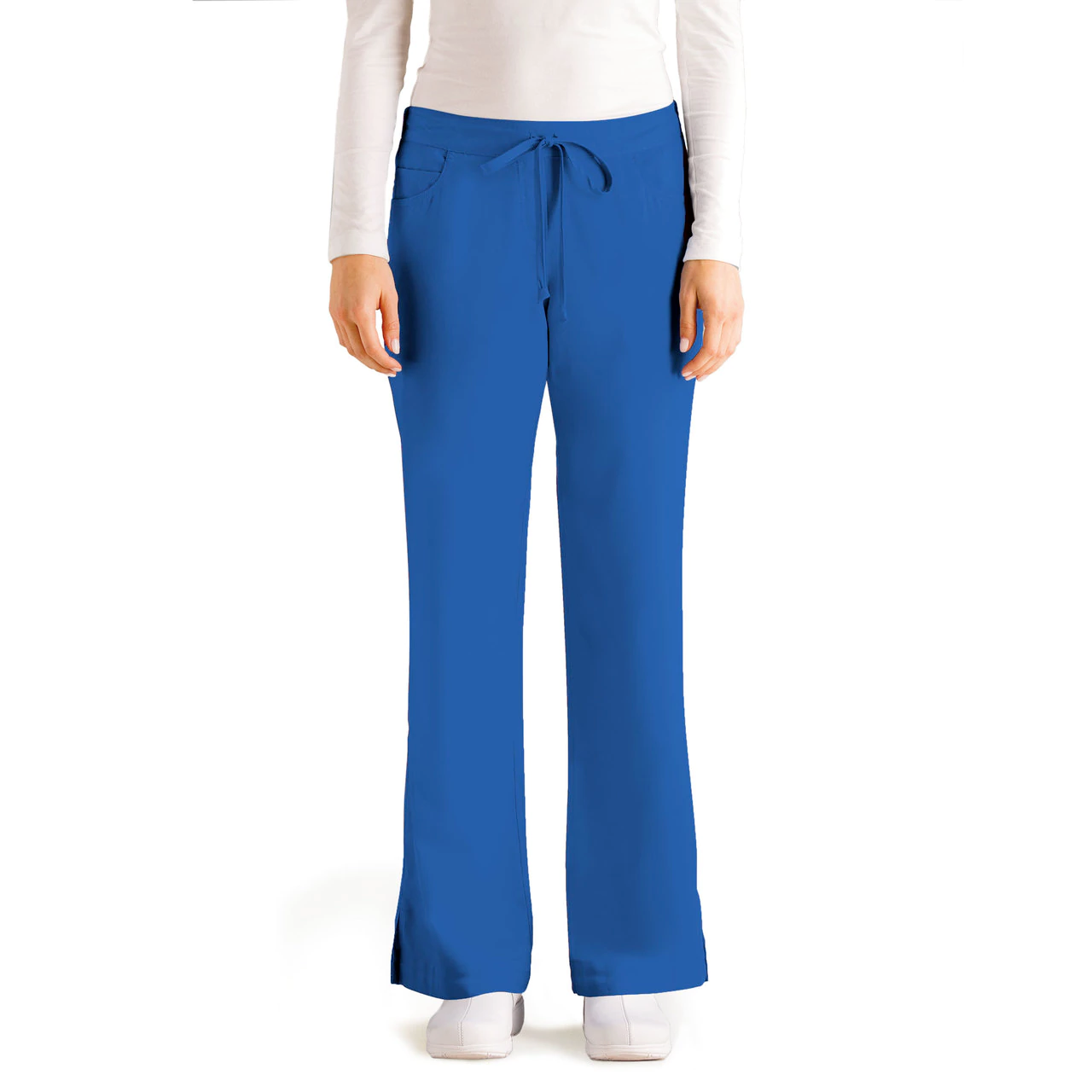9712ba461eb 4232) Grey's Anatomy Scrubs - 5 Pocket Drawstring Scrub Pants | Jens ...