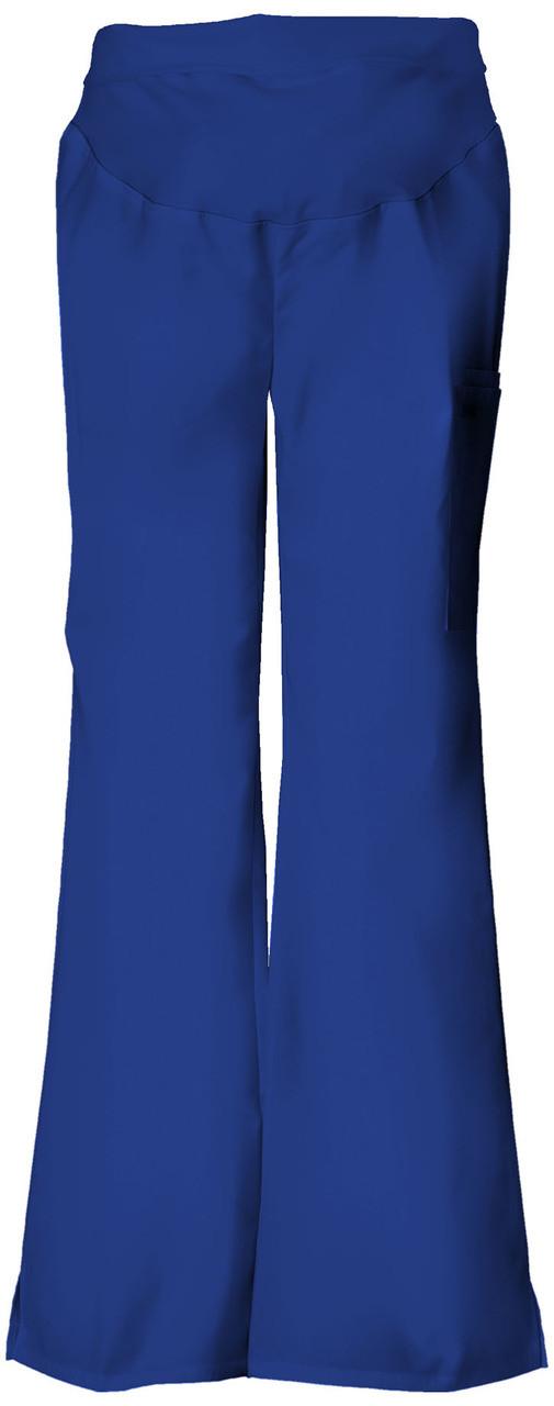 9ae75f49455e7 (2092) Cherokee Flexibles Scrubs - Maternity Knit Waist Pull-On Pant ...