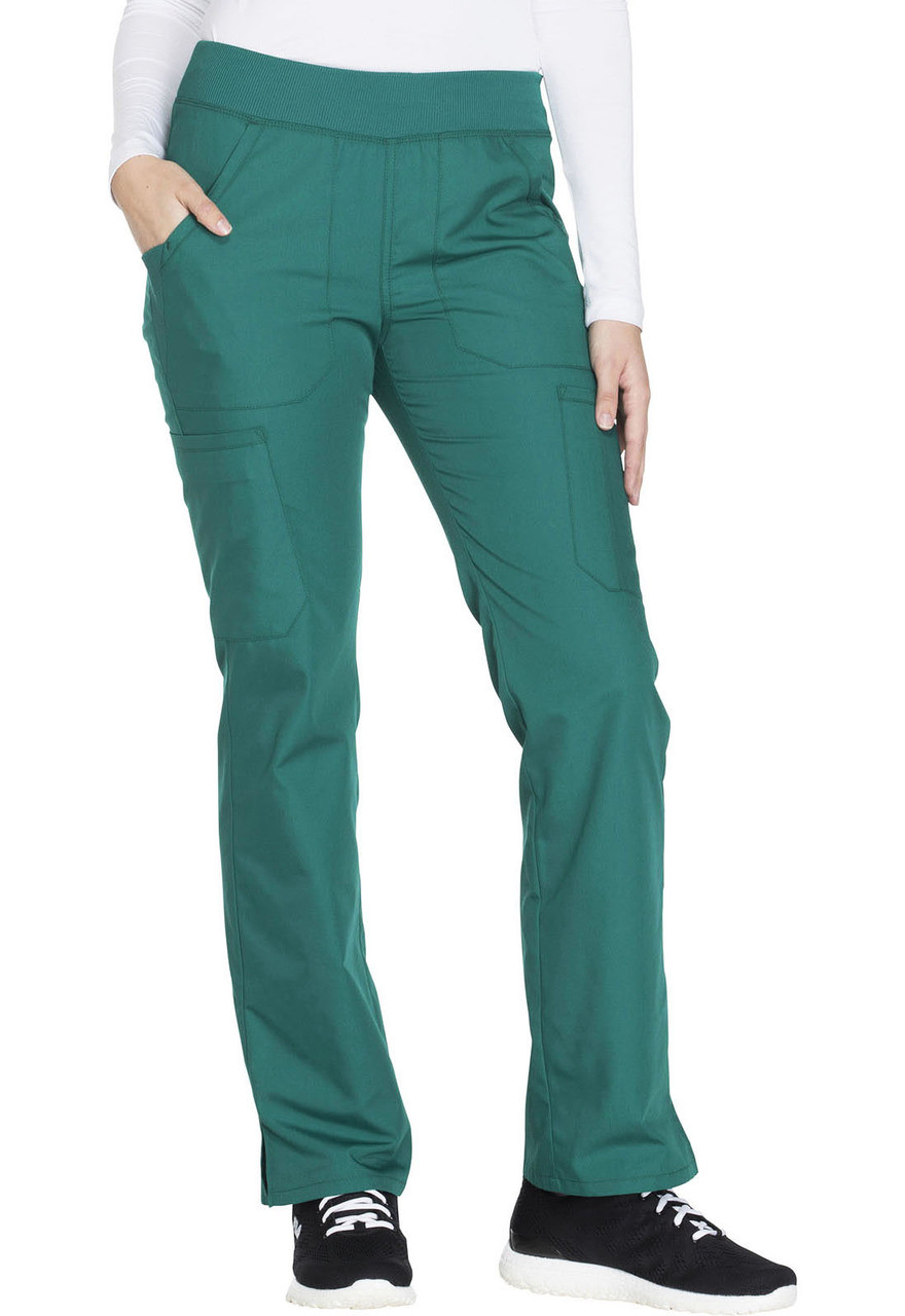 8655eeb983c (WW210P) Cherokee Workwear Scrubs Originals - Mid Rise Straight Leg Pull-on  Cargo ...