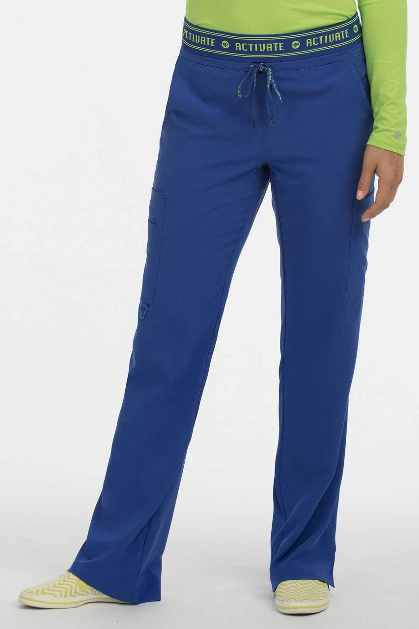 b69796a401c (8758P) Med Couture Activate Yoga 2 Cargo Pocket Scrub Pant (Petite) ...