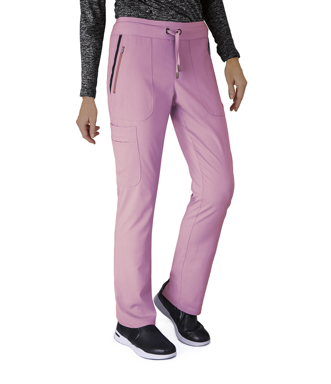 f784818d67d90 (7228P) Grey's Anatomy Impact Scrubs - Elevate 6 Pocket Cargo Pant (Petite)  ...