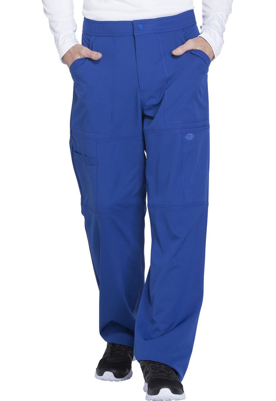 0110b714e76 DK110S) Dickies Dynamix Men's Zip Fly Cargo Pant (Short)   Jens Scrubs