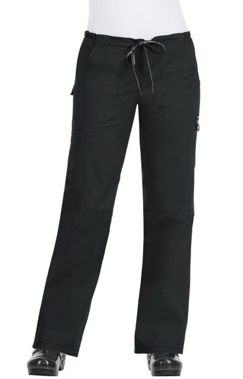 121cbcdcdcd 734KP) Koi Stretch Lindsey 3.0 Cargo Scrub Pant (Petite) | Jen's Scrubs