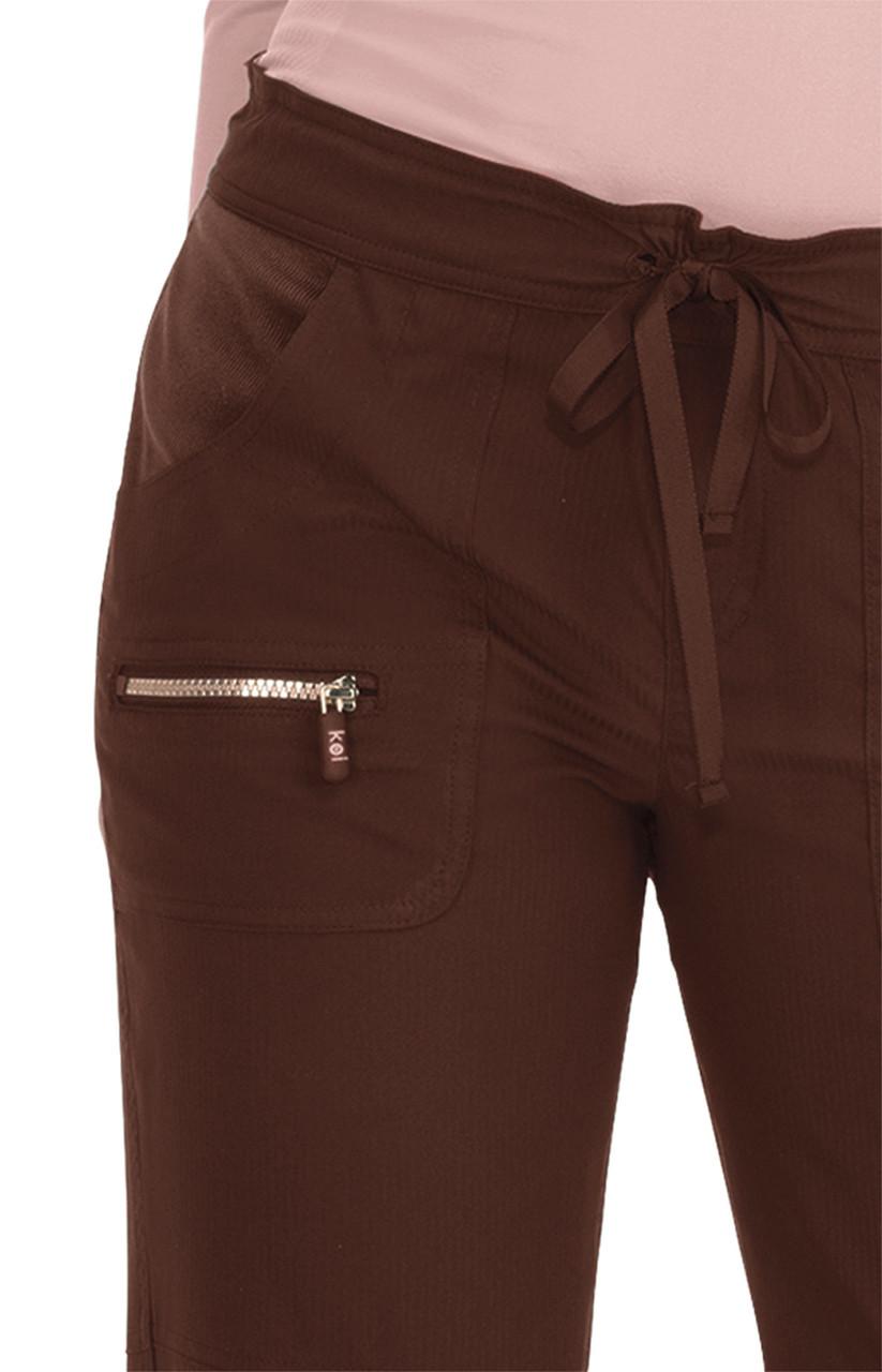 eb6536a6173 (721L) Limited Edition Koi Lite Peace 6 Pocket Drawstring Scrub Pant ...