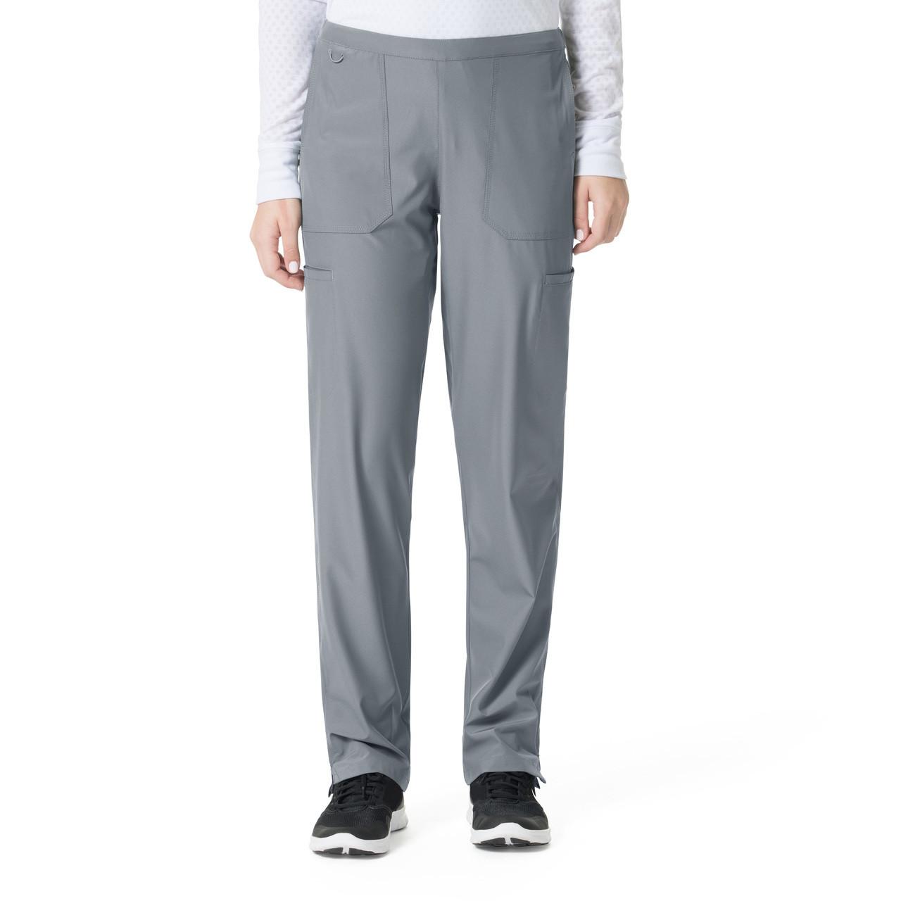 (C52106) Carhartt Liberty Flat Front Straight Leg Scrub Pant