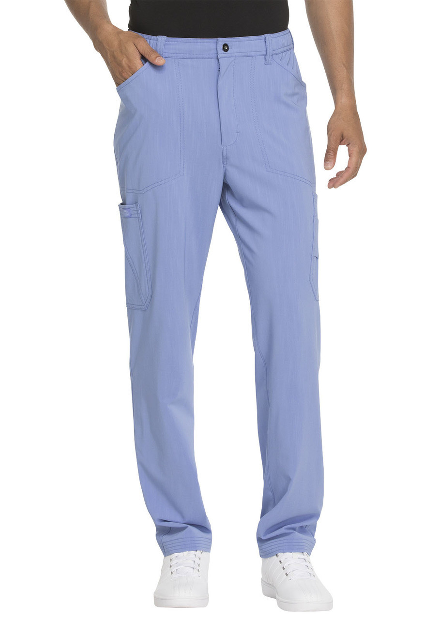 fd7f7dc6d07 DK205) Dickies Advance Men's Zip Fly Cargo Scrub Pant | Jens Scrubs