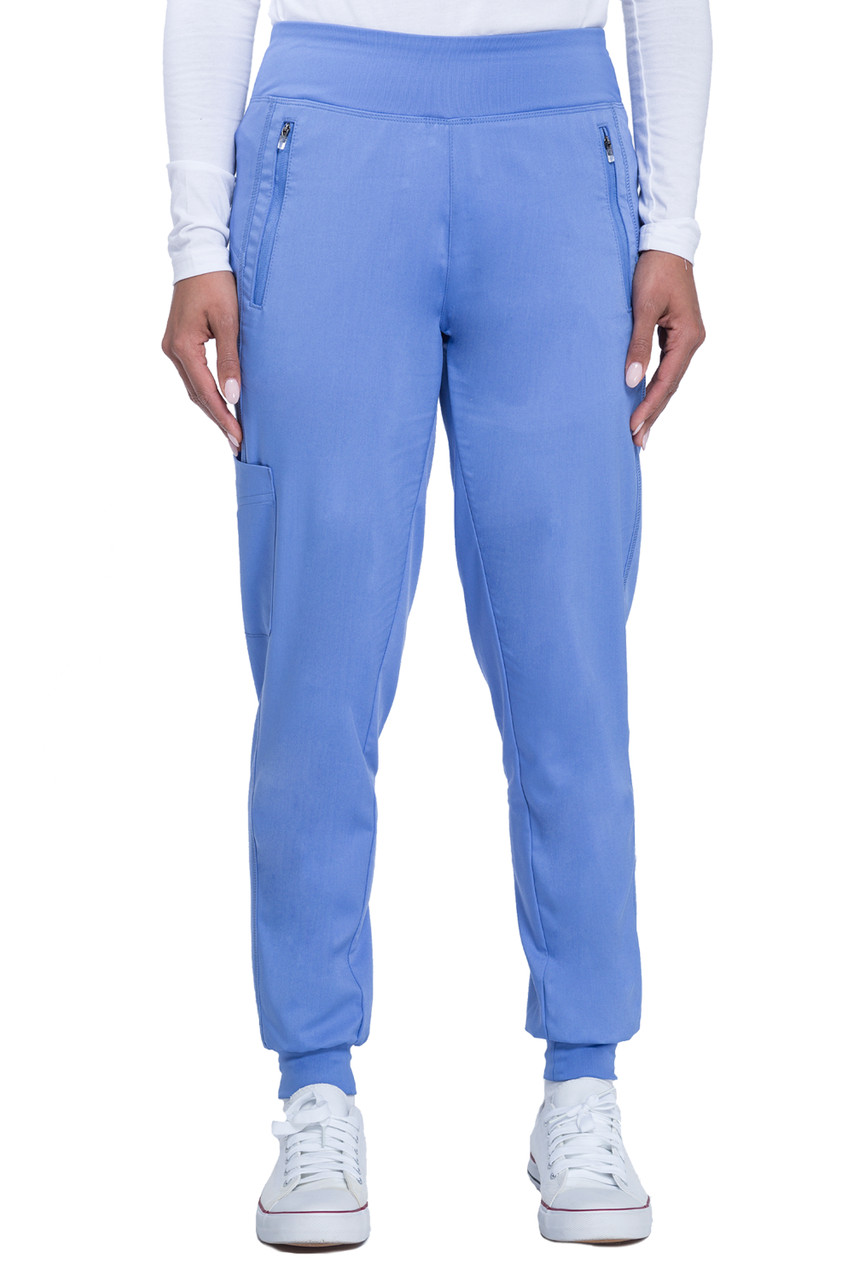 (9233P) Healing Hands Purple Label Tara Jogger Pants (Petite)