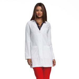 (2405) - Grey's Anatomy Signature Scrubs - 3 Pocket 32 In Lab Coat
