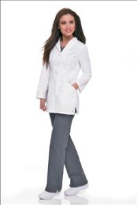 (3028) Landau Lab Coats - Smart Stretch Signature Lab Coat