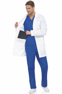 (3174) Landau Lab Coat Coats - Men's Notebook Lab Coat