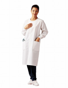 (3178) Landau Lab Coats - Cover Coat