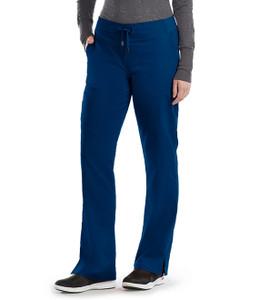 (4277P) Grey's Anatomy Destination 6 Pocket Cargo Scrub Pant (Petite)