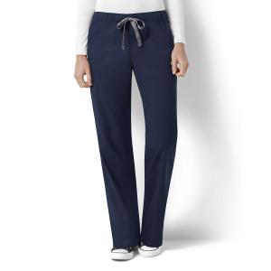 (5119P) WonderWink Next Scrubs - 5119 Womens Elastic Waist Pant (Petite)