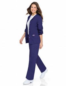 (75221) Scrub Zone Scrubs - Women's Warm-Up Jacket