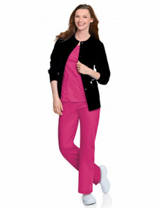 (7525) Landau Scrubs - Women's Warm-Up Jacket