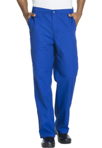 (81006) Men's Dickies EDS Signature Elastic Waist Cargo Scrub Pants