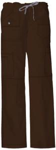 (857455) Dickies Gen Flex Scrubs - Low Rise Drawstring Cargo Pant