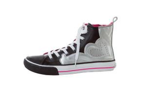 (TAKEFLIGHT) Smitten Footwear - ZIP UP HIGH TOP SLIP RESISTANT SHOE